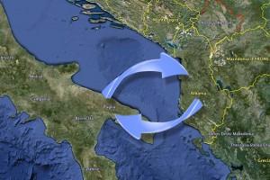 Italia-Albania topslide