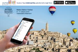 infosmartcity app matera balloon festival