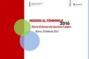 convegno ingenio al femminile roma