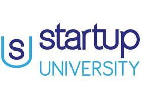 startup university logo